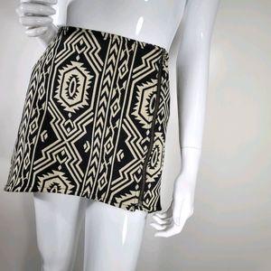 MinkPink Tribal Zipper Skirt BUNDLE&SAVE!